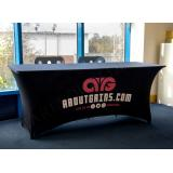Printed Stretch Table Covers