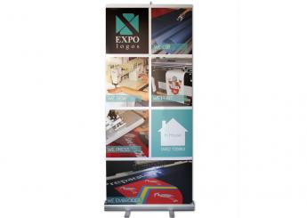 printed roller banner uk